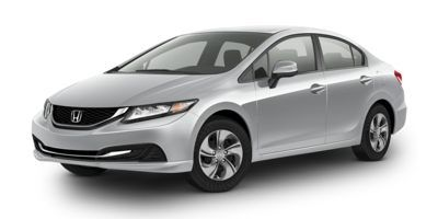 2015 Honda Civic LX Automatic