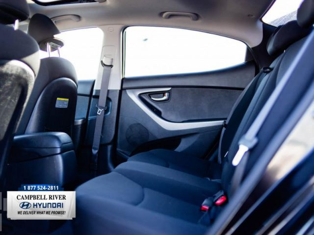 2015 Hyundai Elantra GL  #1 for Family Safety!