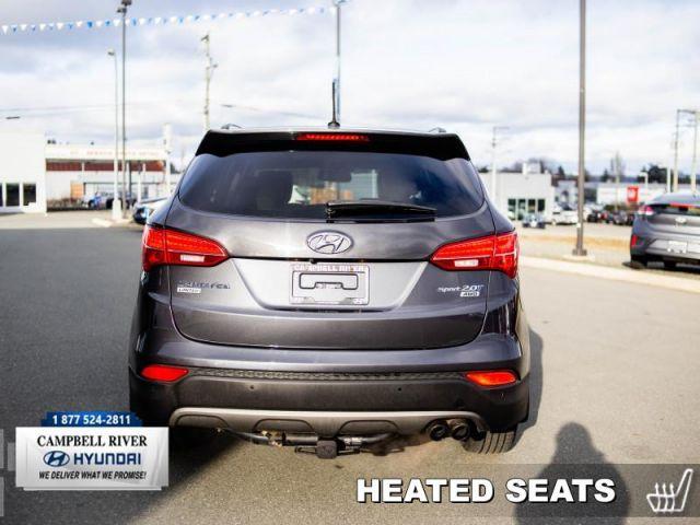2015 Hyundai Santa Fe Sport /SPORT TURB  - 60/40 SPLIT