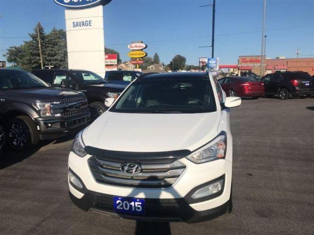 2015 Hyundai Santa Fe Sport LUXURY-ROOF/LEATHER/POWER LIFTGATE
