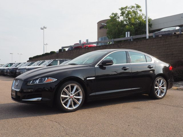 Beautiful 2015 Jaguar XF 3.0 Portfolio