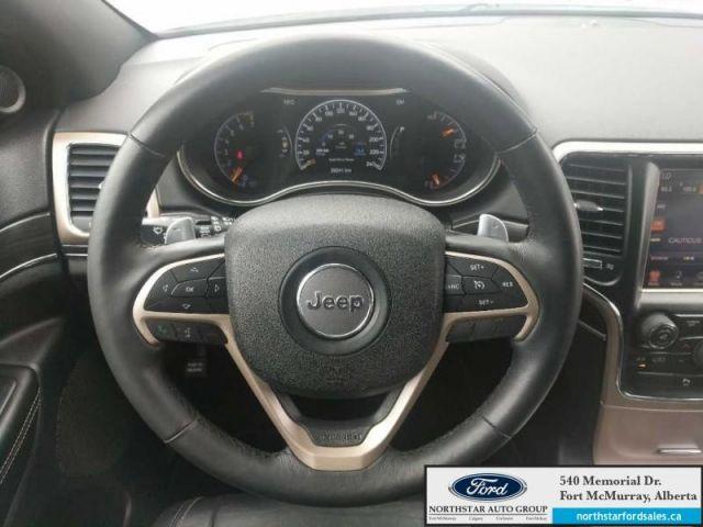 2015 Jeep Grand Cherokee Limited 4X4|3.6L|Rem Start|Heated Seats|Heated Steering Wheel