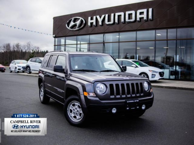 2015 Jeep Patriot North  Back Road Beauty!