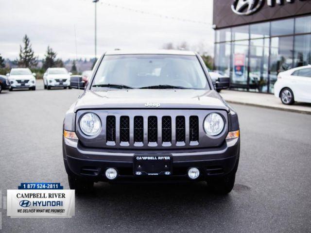 2015 Jeep Patriot North  Back Road Beauty!