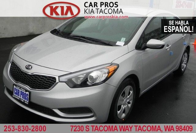 2015 kia forte in tacoma wa car pros kia of tacoma. Black Bedroom Furniture Sets. Home Design Ideas