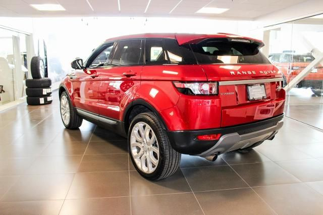 v 233 hicules d occasion certifi 233 s 2015 land rover range rover evoque d 233 tails