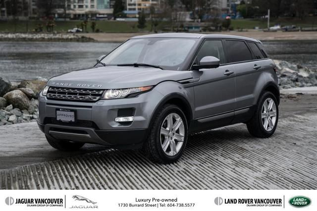 Certified Pre Owned 2015 Land Rover Range Rover Evoque Details
