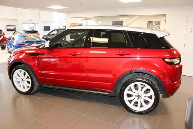Range Rover Evoque Build Your Own >> Certified Pre-Owned 2015 Land Rover Range Rover Evoque Details