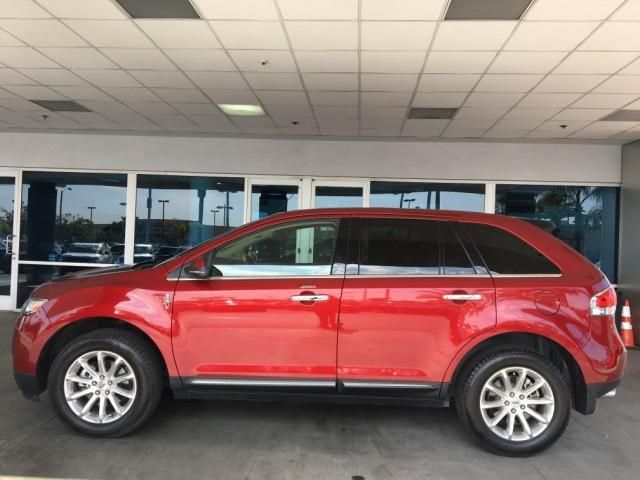 2015 Lincoln MKX FWD 4dr