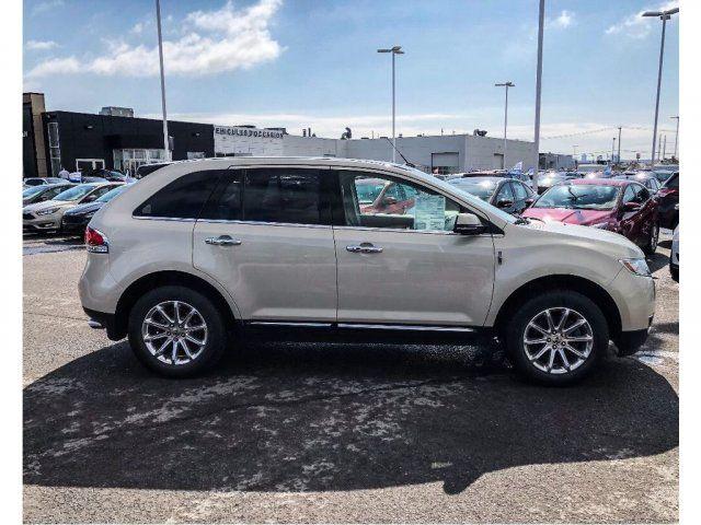 2015 Lincoln MKX Select