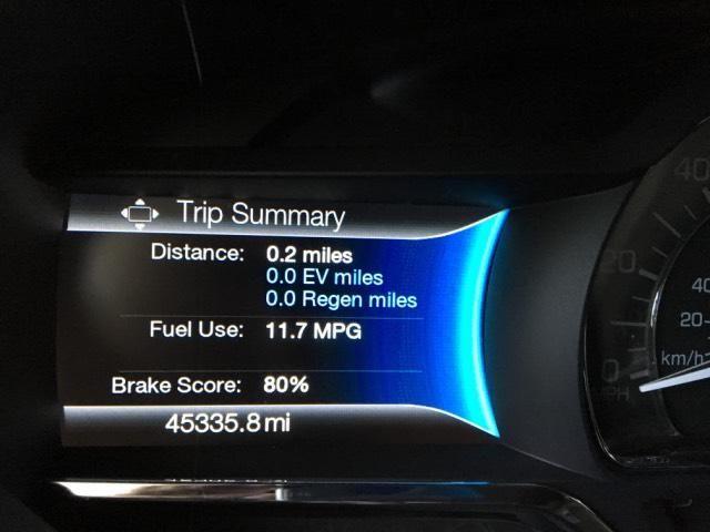 2015 Lincoln MKZ HYBRID 4dr Sdn Hybrid FWD
