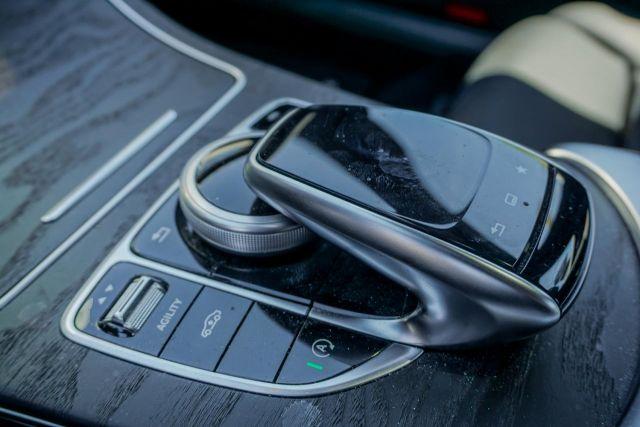 2015 Mercedes-Benz C-Class 4dr Sdn C 400 4MATIC