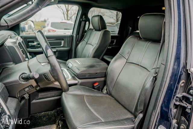 2015 Ram 1500 4WD Crew Cab 140.5 Laramie Ltd 2.0