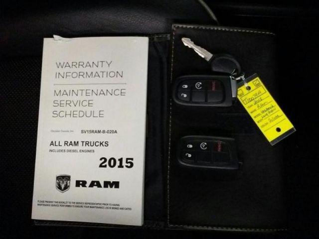 2015 RAM 2500 Longhorn