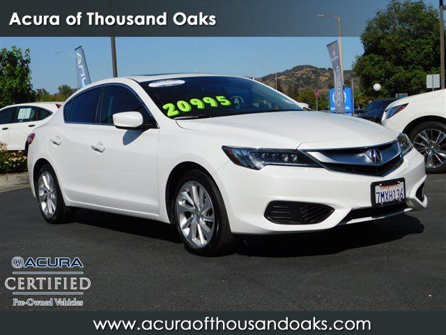 Superior 2016 Acura ILX BASE