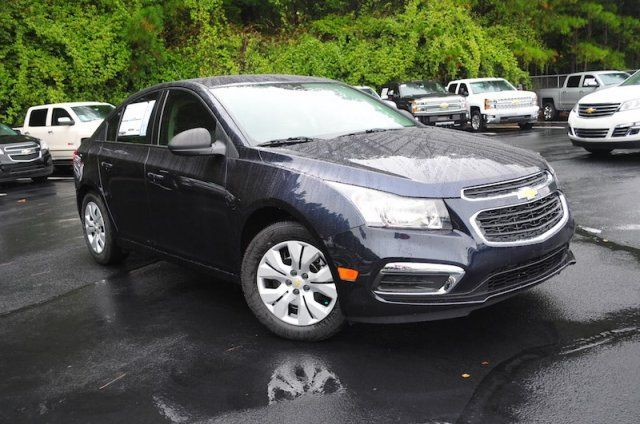 2016 Chevrolet Cruze Limited in Raleigh NC