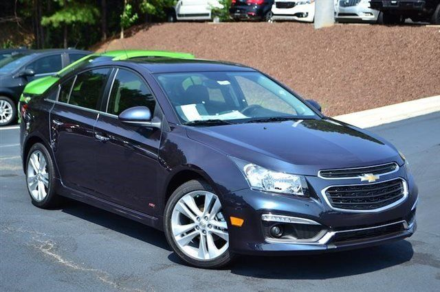2016 Chevrolet Cruze Limited In Raleigh Nc Hendrick