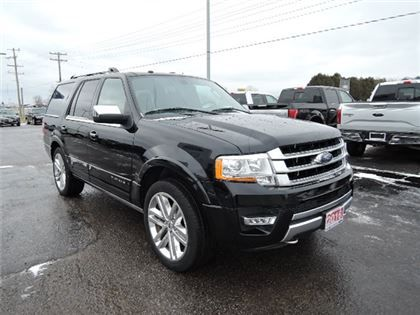 Ford Expedition Platinum Local  Owner