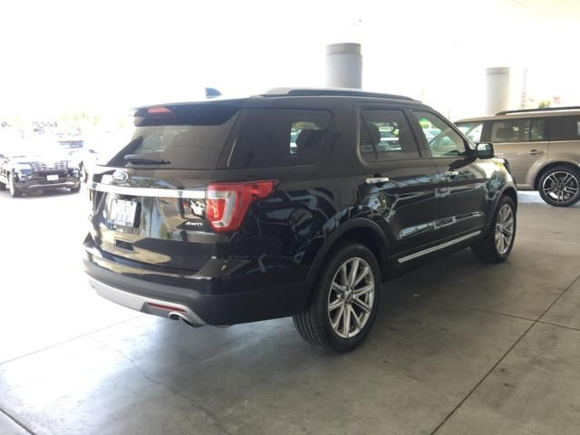 2016 Ford Explorer Limited 4wd w/Navigation