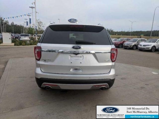 2016 Ford Explorer Limited 3.5L Rem Start Nav Dual Panel Moonroof Adapt Cruise Mass