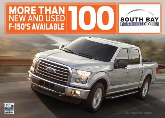2016 Ford F-150 2WD SuperCrew 145 XLT