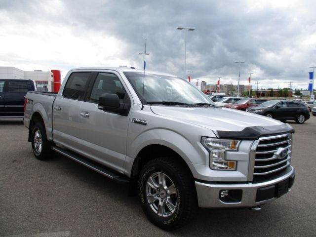 2016 Ford F-150 XLT XTR 4WD SuperCrew REMOTE START SYNC 3 HEATED S