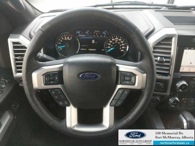 2016 Ford F-150 Platinum|5.0L|Rem Start|Nav|Twin Panel Moonroof|Adapt Cruise|Act