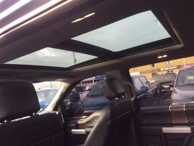 2016 Ford F-150 LARIAT-FULLY LOADED ROOF NAV