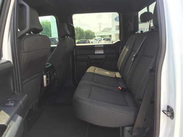 2016 Ford F-150 4X4-SUPERCREW XLT-145 WB