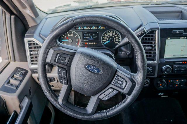 2016 Ford F-150 W1E