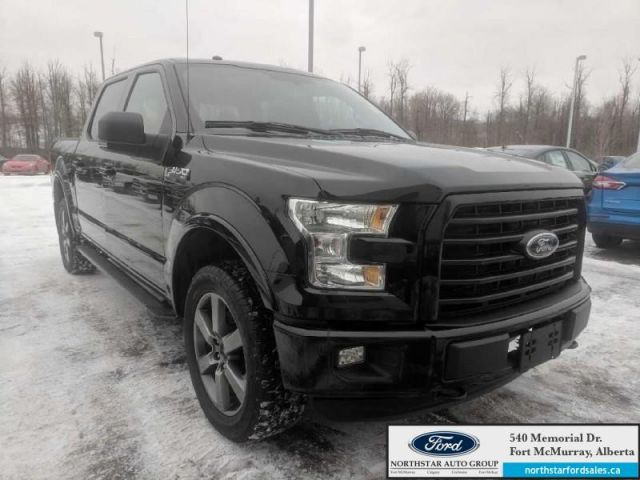 2016 Ford F-150 XLT|5.0L|Twin Panel Moonroof|Nav|Sport Pkg