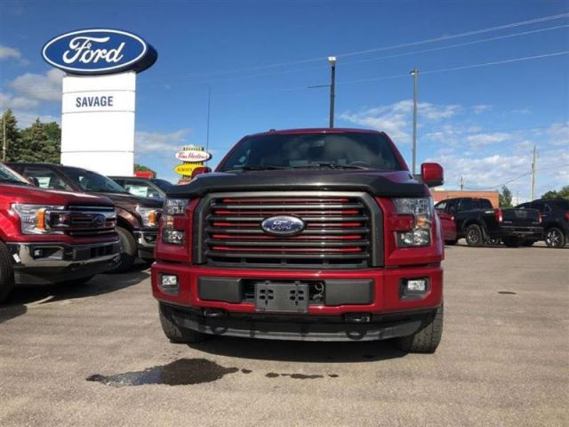 2016 Ford F-150 LARIAT-SPECIAL EDITION/NAV/LEATHER/HARD TRI-FOLD