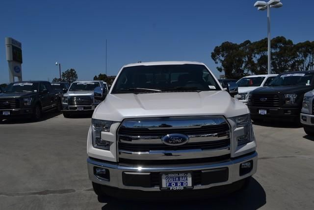 2016 Ford F-150 2WD SuperCab 145 Lariat