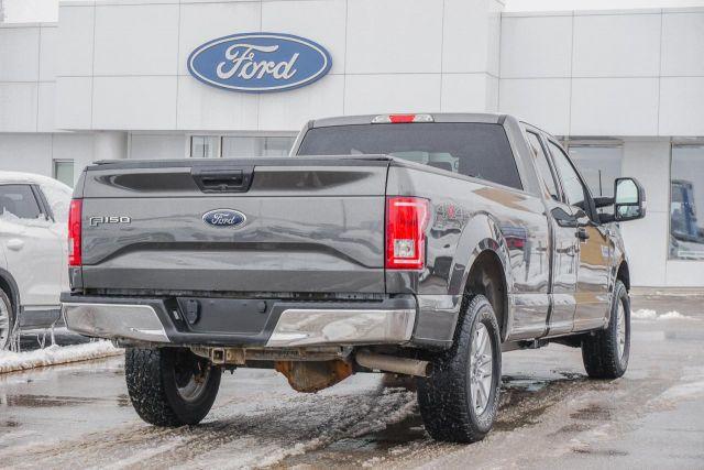 2016 Ford F-150 136.3 L FUEL TANK