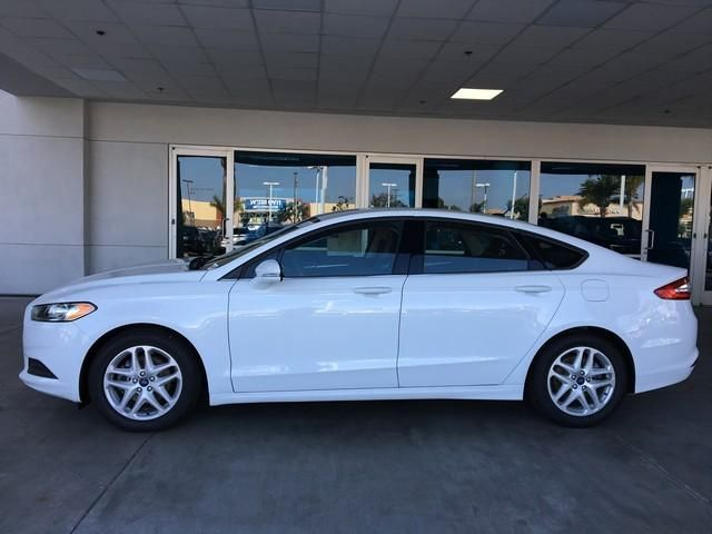 2016 Ford Fusion 4dr Sdn SE FWD