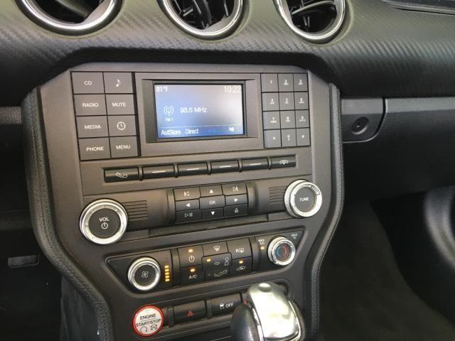 2016 Ford Mustang 2dr Conv V6