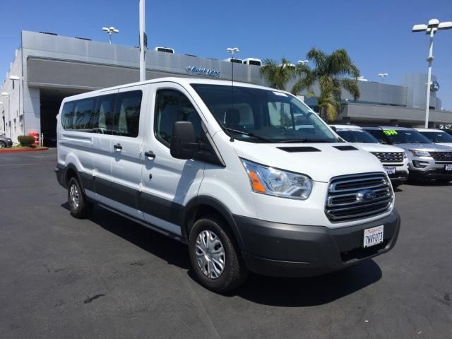 2016 Ford Transit T-350 148 Low Roof XL Swing-Out RH
