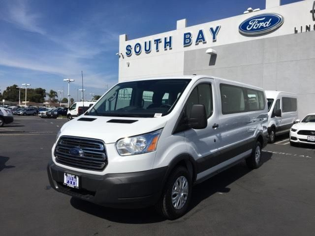 2016 Ford Transit T-350 148 Low Roof XLT Swing-Out R