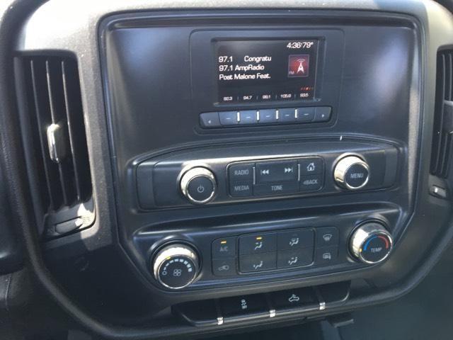 2016 GMC Sierra 1500 2WD Regular Cab 133.0