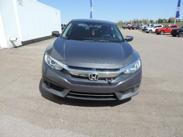 2016 Honda Civic EX CVT with Honda Sensing
