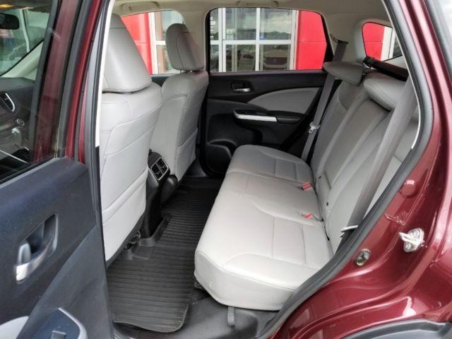 2016 Honda CR-V 4WD EX-L