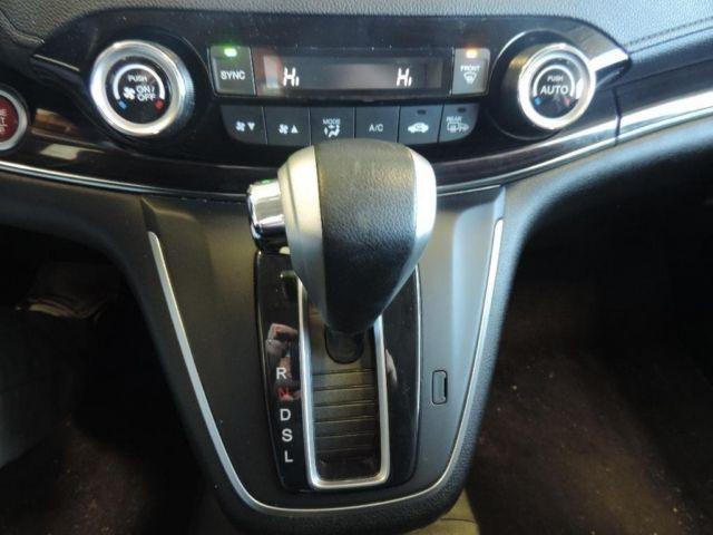 2016 Honda CR-V 4WD Touring