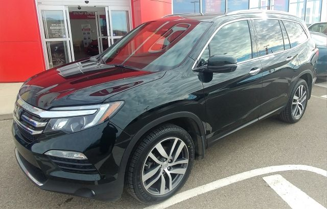 2016 Honda Pilot AWD Touring, Honda Sensing, Remote Start, Rear Ent