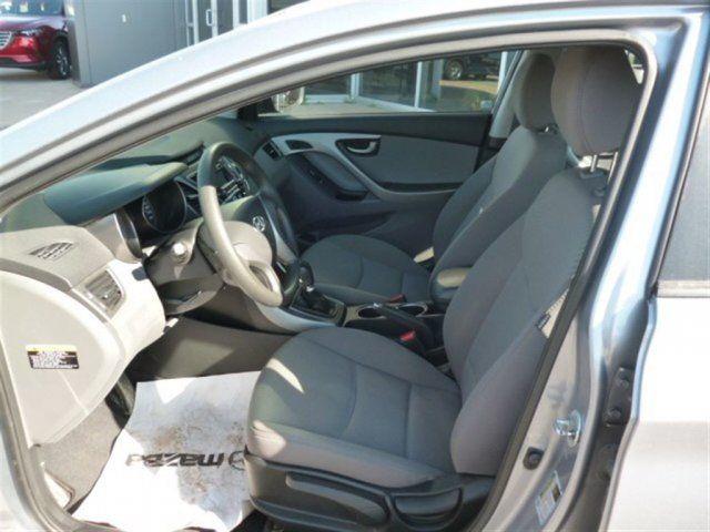 2016 Hyundai Elantra L+