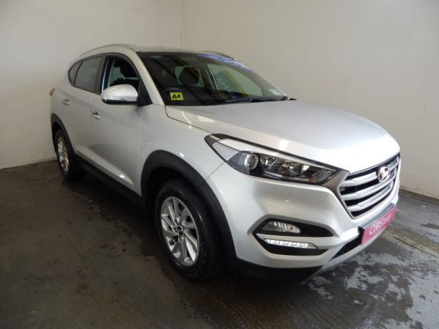2016 Hyundai Tucson **Warranty Until 2021**