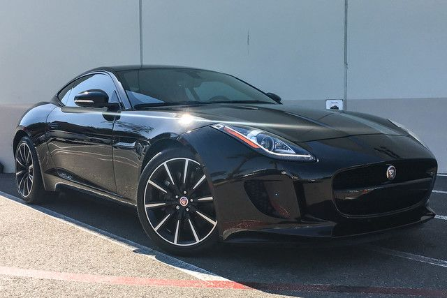Great 2016 Jaguar F TYPE