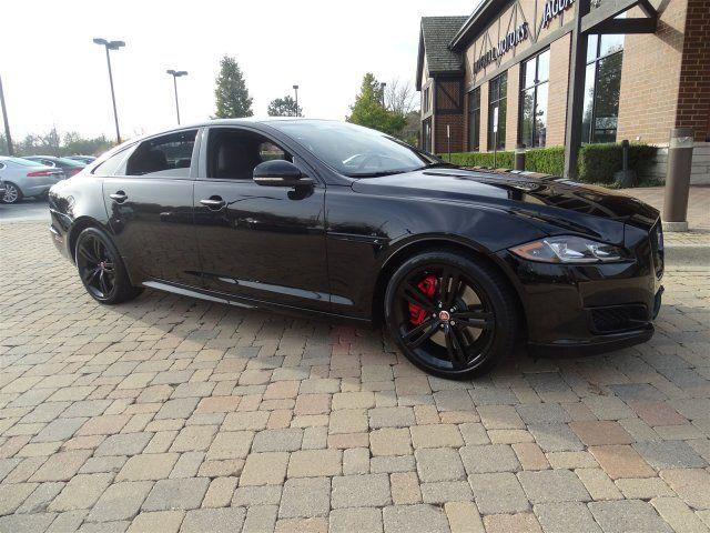 Certified 2016 Jaguar Xjr For Sale In Lake Bluff Il