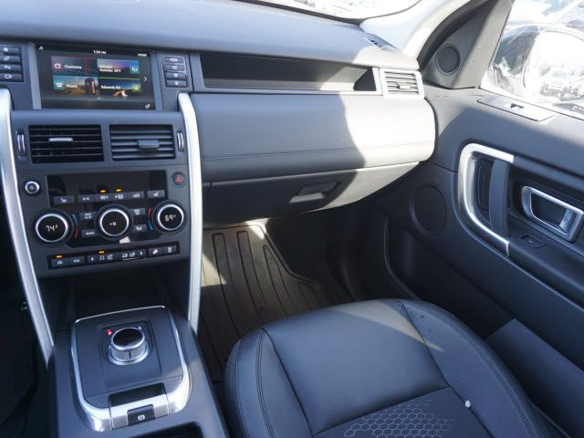Certified Pre-Owned 2016 Discovery Sport Details