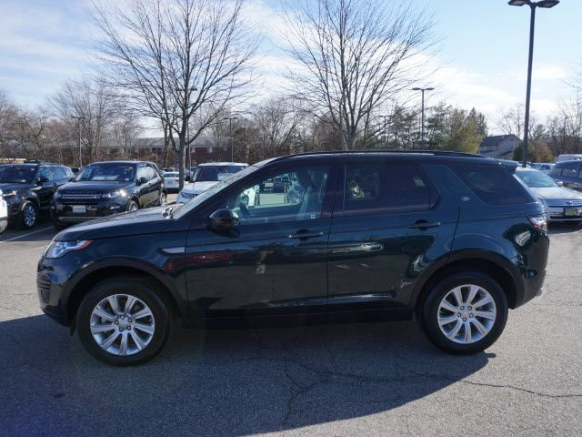 Land Rover Parsippany >> Certified Pre-Owned 2016 Discovery Sport Details