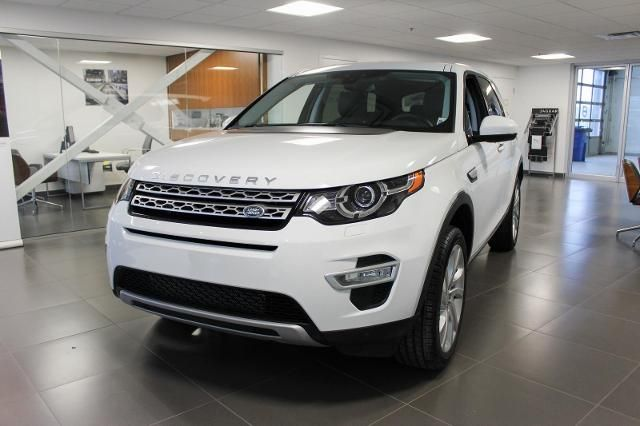 certified pre owned 2016 land rover discovery sport details. Black Bedroom Furniture Sets. Home Design Ideas